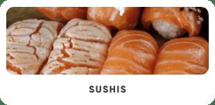 Sushis Japan Burger