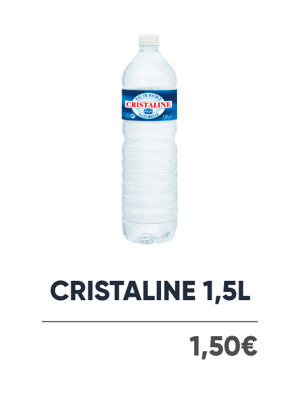 Cristaline - Japan Burger