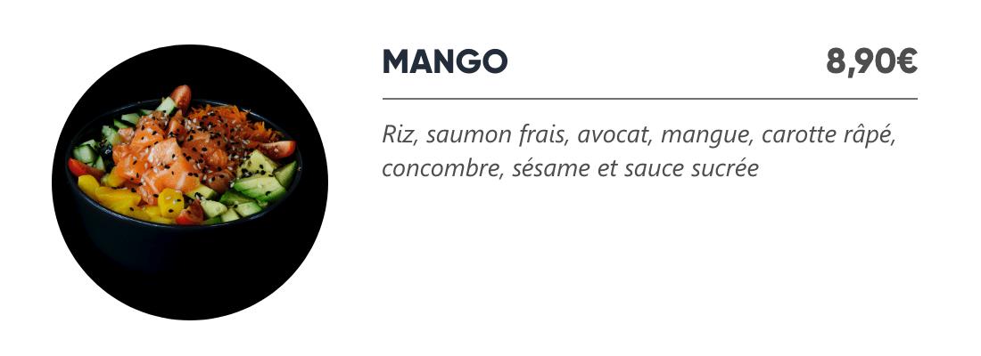 Mango - Japan Burger