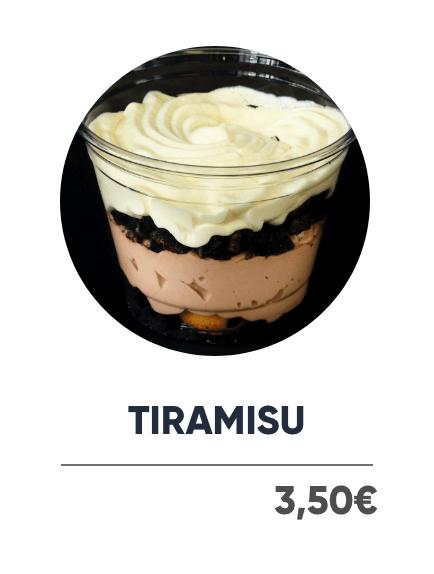 Tiramisu - Japan Burger